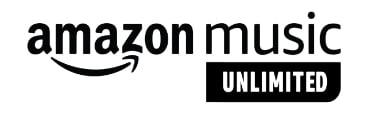 アマゾンミュージックのロゴ画像