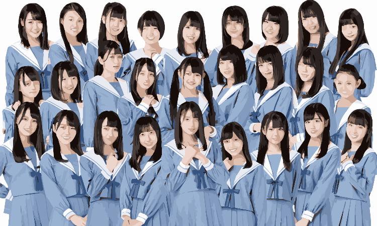 STU48メンバーの画像