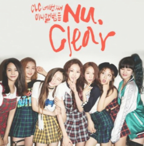 CLCのアルバムNu.Clearのカバー画像
