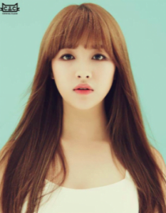 スンヒ(CLC)の顔画像