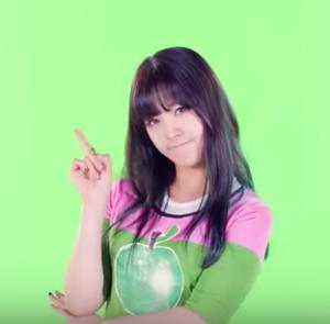 スンヒ(CLCメインボーカル)の顔画像