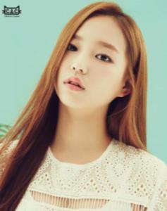イェウン(CLC)の顔画像
