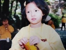 ジョンヨン(TWICE)の子供の頃の画像