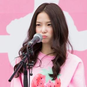 ユジンの韓国アイドル時代の画像