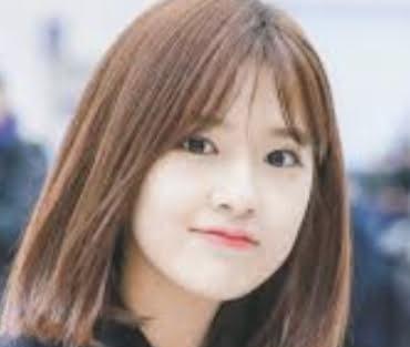 アンユジン(アイズワン)の顔画像