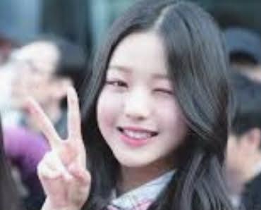 チャンウォニョン(アイズワン)の顔画像