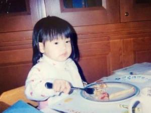 ミナ(TWICE)の子供の頃の画像