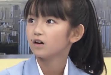 中元すず香(スーメタル)の可憐Girl's時代の画像