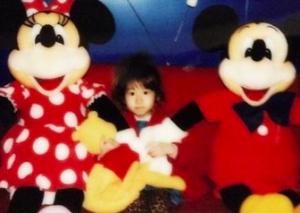 サナ(TWICE)の子供の頃の画像