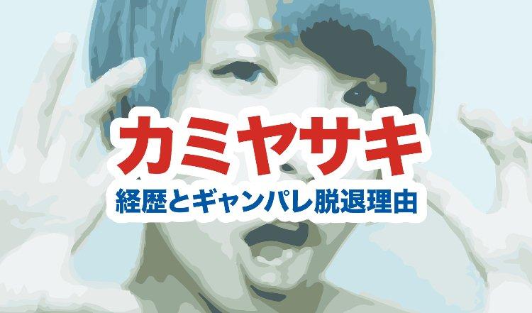 カミヤサキの顔画像