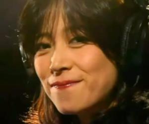 中森明菜の笑顔の画像