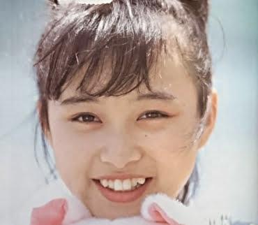 渡辺美奈代の若い頃の画像