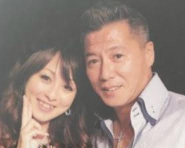 渡辺美奈代と夫・矢島昌樹の画像