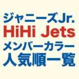 HiHi Jetsのメンバーロゴ画像