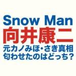 向井康二元カノのロゴ画像