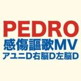 PEDRO感傷謳歌ロゴ画像