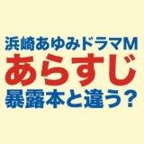 浜崎あゆみドラマのあらすじロゴ