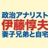 伊藤惇夫のロゴ画像