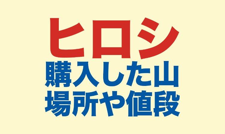 ヒロシのロゴ画像