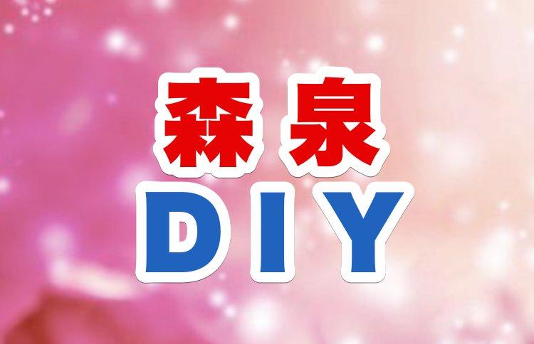 森泉のDIYのロゴ画像