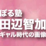 田辺智加のロゴ画像