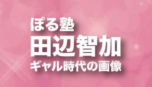 田辺智加(ぽる塾)の高校時代のモテモテなギャル画像|所属した渋谷のギャルサーとは