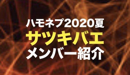 サツキバエのハモネプ2020出場メンバー6人の経歴|名前や大学と担当パートを調査